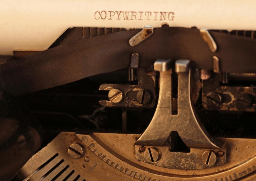 Copywriting, copywriter, ilustracija